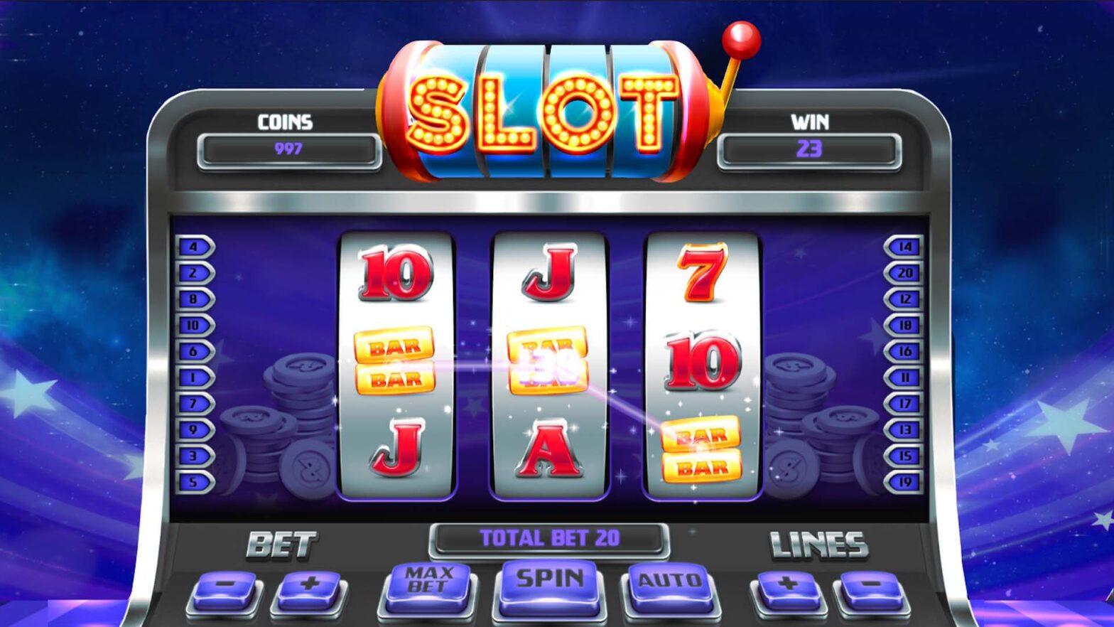 Bagaimana Cara Mencoba Mesin Slot Setoran Kredit Maksimum?